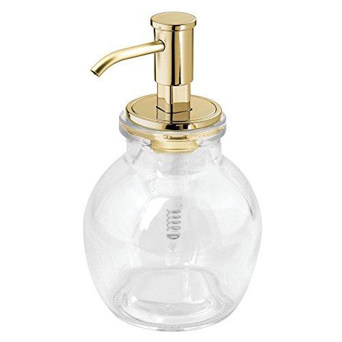 Brass Soap Dispenser - 3