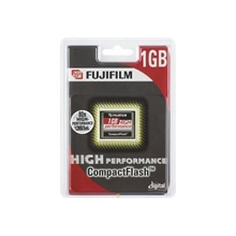 Fujifilm CF-Tarjeta 1 GB Tarjeta de Memoria de Alto ...