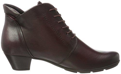 Gabor Shoes Gabor Basic, Botas Para Mujer Rojo (25 Wine Effekt)