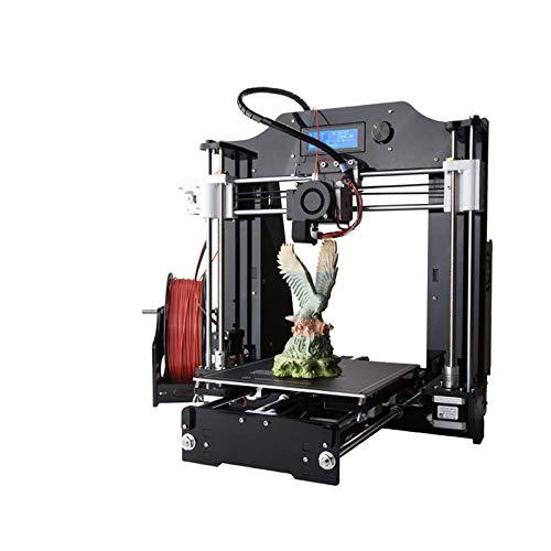 ZZWBOX Impresora 3D con Placa de compilación con calefacción ...