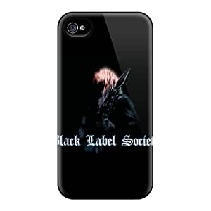 Slim Fit Protector Shock Absorbent Bumper Black Label Society Cases For Iphone 6