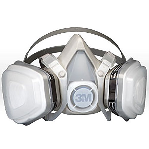 3M Marine 66068 51P71 P95 PAINT SPRAY ASSEMBLY DUAL CARTRIDGE RESPIRATOR ASSEMBLY