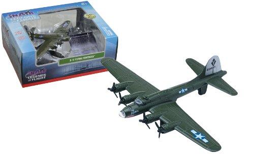 InAir Legends of Flight - B-17 Flying Fortress, - Bomber B17