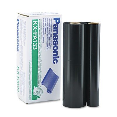 Fax Thermal Transfer Film Refill (Film Roll Refill for Panasonic Plain Paper Fax)