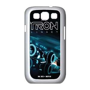 Tron Legacy Movie Poster Samsung Galaxy S3 9300 Cell Phone Case White NiceGift pjz0035076283