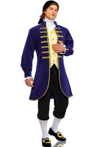 Costume Culture Men's Aristocrat Costume Extra Large, Blue, ()