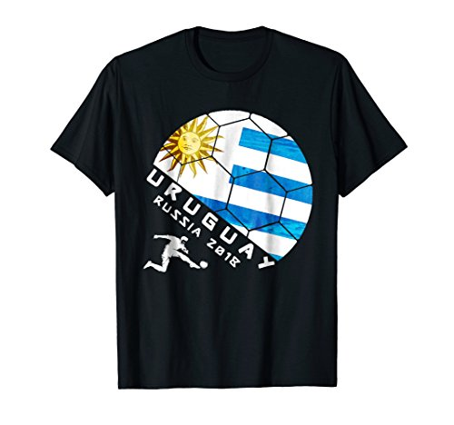 Uruguay Jersey Shirt World Football Team Cup in Russia (Uruguay World Cup)