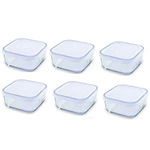 Frigoverre Glass Storage Container Sets