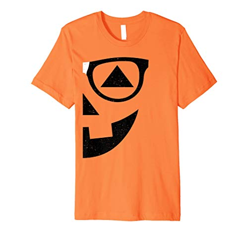 Jack O Lantern T-Shirt Jackolantern Couple Halloween Costume -