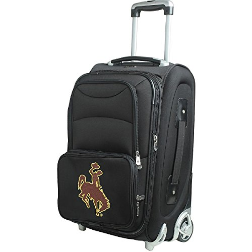NCAA Wyoming Cowboys 21-Inch Carry-On by Denco