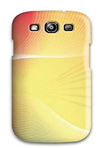 Premium BFCghuu501lDQrC Case With Scratch-resistant/ Vector Stock Illustration Case Cover For Galaxy S3