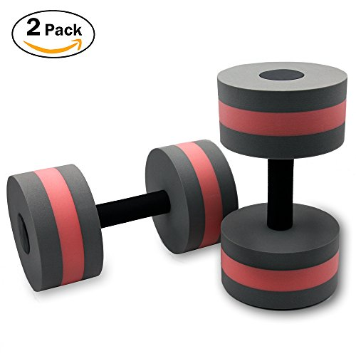 Aquatic Exercise Dumbells Float EVA Water Aerobics for sale  Delivered anywhere in Canada