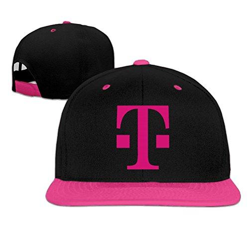 t-mobile-baseball-cap-cool-hip-hop-cap-pink-5-colors