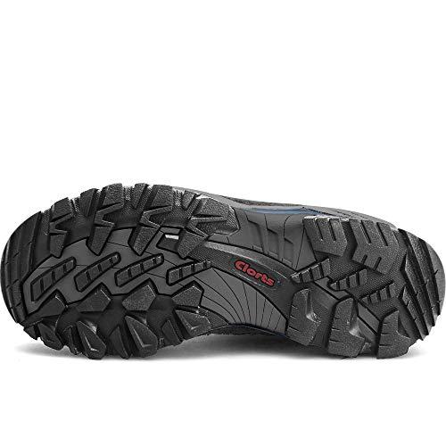 Grey Camminata Scarpe Ed dark Escursionismo Clorts blue 40 Eu Uomo Da w0qFH