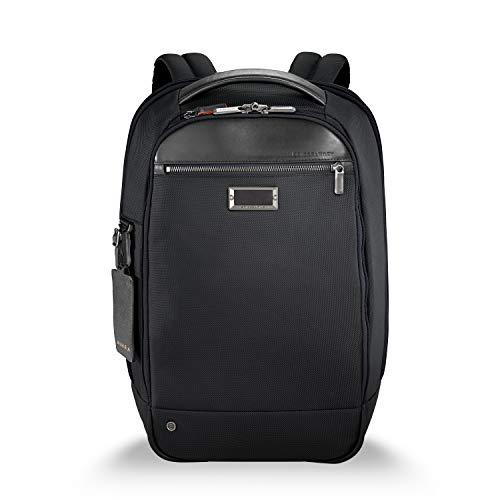 Briggs & Riley @ work - Medium Backpack, Black, Slim