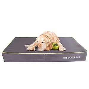 Amazon.com : The Dog's Bed Waterproof Washable Orthopedic