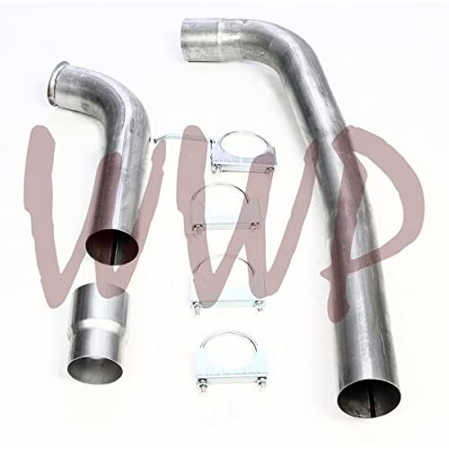 For Ford F-350 E-450 Super Duty 6.0L Set Of Left /& Right Exhaust Manifold Dorman