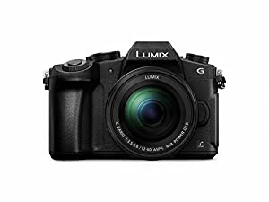 Panasonic LUMIX DMC-G85MK 4K Mirrorless Interchangeable Lens Camera Kit, 12-60mm Lens, 16 Megapixel (Black)