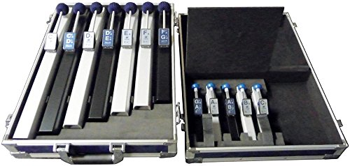 Suzuki Chromatic ToneChime Hand Set HB-12A 12-Note 3rd Octave Add-On
