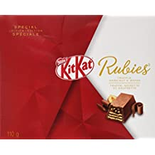 NESTLÉ KIT KAT Rubies; 110g Box