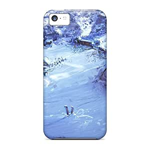 Perfect Snowboard Jump Cases Covers Skin For Iphone 5c Phone Cases