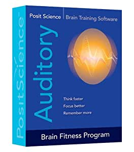 Posit Science Brain Fitness Program for One Person