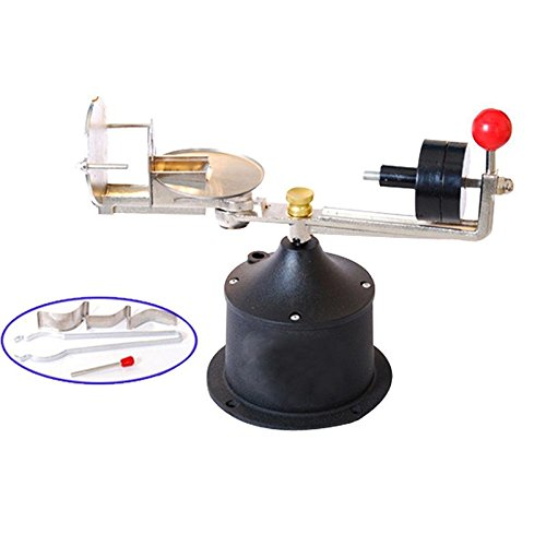 Enshey Dental Centrifugal Casting Machine Centrifuge Apparatus Crucibles Dentist Laboratory Equipment