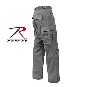 Rothco Bdu Pant, Grey, 2X-Large
