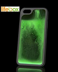 Amazon.com: Lifebox Glow Iphone 5 & 5s Case - Glow in the