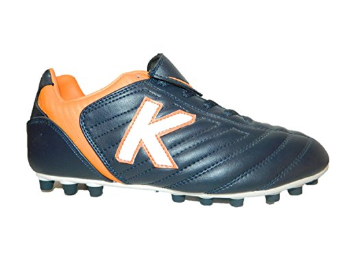 Kelme Fußballschuhe Herren Farbe navy orange
