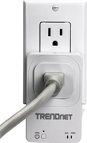 Trendnet home smart switch with wireless extender tha for Home electrical 101