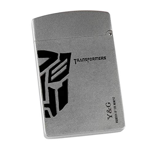 Y&G MC4004 Transformers Alloy,Stainless steel Business Card Holders/Credit card Gift Ideas Man
