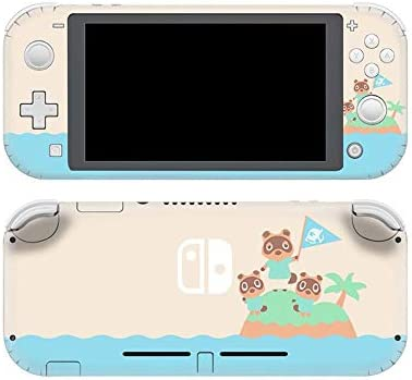 Vinyl Animal Crossing Skin Decals Stickers Wrap Cover For Nintendo