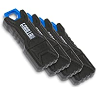 GorillaDrive 4 Pack 8GB Ruggedized USB Flash Drive