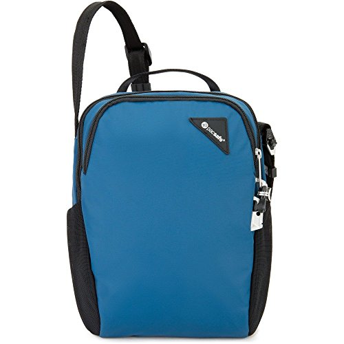 PacSafe Vibe 200 Anti-Theft Compact Crossbody Travel Cross-Body Bag, Eclipse, One Size by Pacsafe (Image #2)