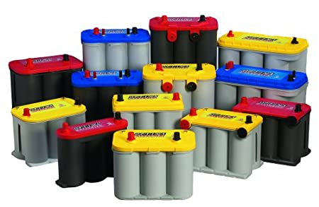 Optima Batteries 8004-003 34//78 RedTop Starting Battery