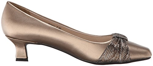 clearance store outlet for cheap Easy Street Women's Waive Dress Pump Bronze B5Mcgx4