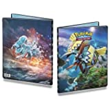 Ultra Pro Pokemon Card Album / Portfolio Sun & Moon 2 - A4 - 9 Pocket Pages - Holds 180 Cards