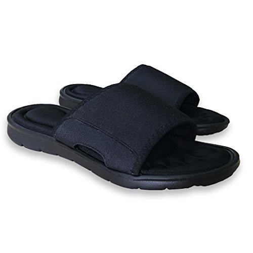Pantofola Da Uomo Imbottita In Memory Foam Per Il Massimo Comfort