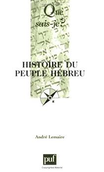 Histoire du peuple hébreu par Lemaire