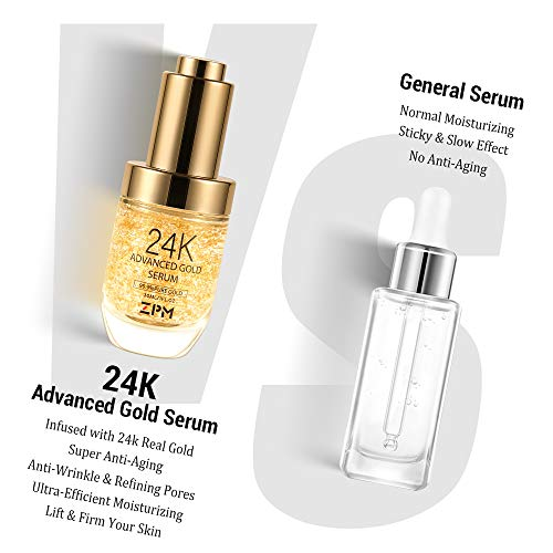 41NxBgTuLtL - 24k Gold Serum
