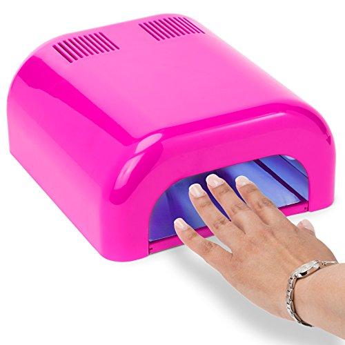 Gel Nail Polish Qatar: Salon Sundry UV Nail Dryer 36 Watt Professional Salon Gel