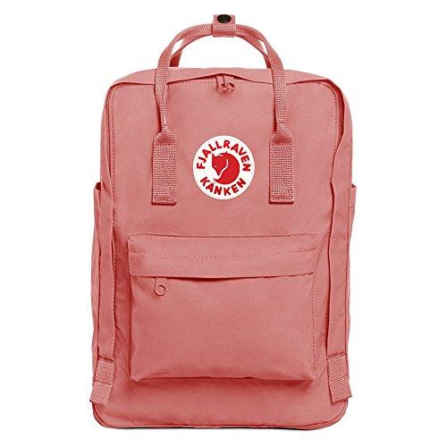 "Fjallraven - Kanken Laptop 15"" Bag, Heritage and Responsibility Since 1960, Pink"