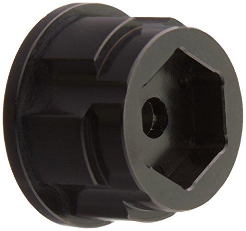 RC4WD Z-S1278 1.9 /2.2  5 Lug Steel Wheel Hex Hub +9 Offset ()