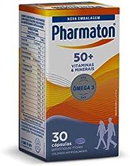Multivitamínico Pharmaton 50+, 30 cápsulas