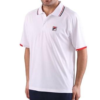 Fila – Polo para Hombre Team Line 2010: Amazon.es: Ropa y accesorios