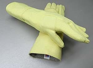 Amazon Com Gloves Heat Resistant Kevlar Furnace Glove 18
