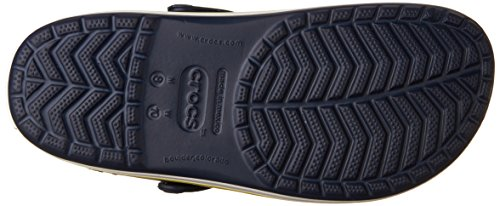 Adult Clogs Unisex Citrus Crocband Blue Navy Crocs q5St4vxw5