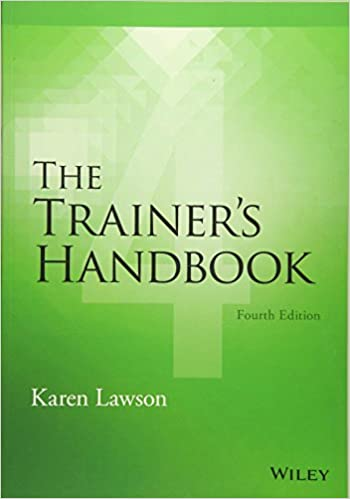 The trainers handbook 9781118933138 human resources books the trainers handbook 4th edition fandeluxe Images