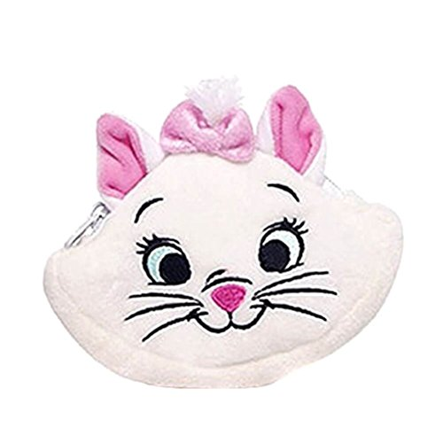 Disney's Children's Licensed Disney Il Aristocats Marie Coin Purse carattere
